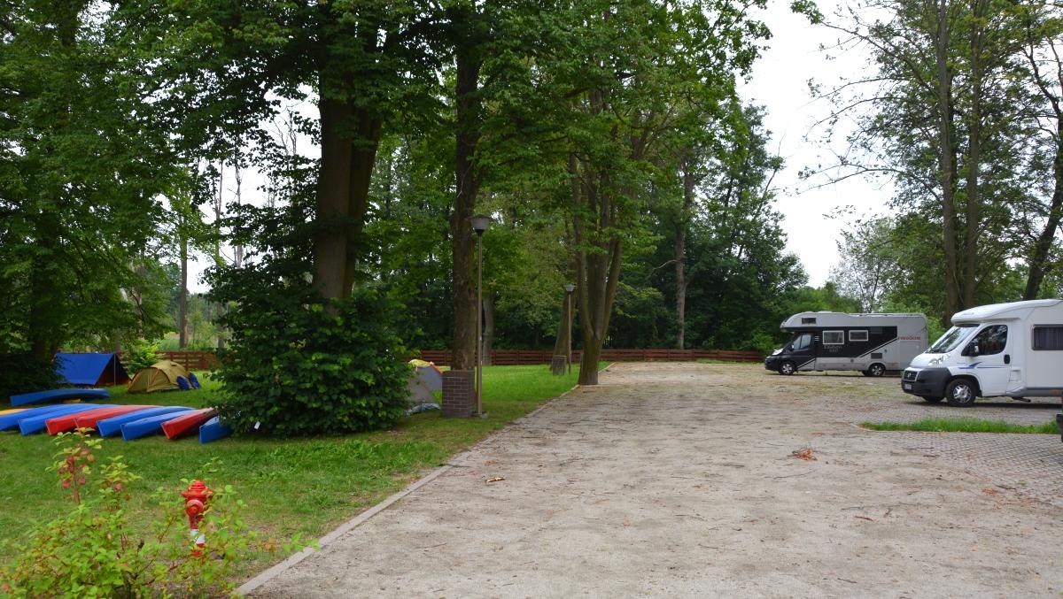 Camping i Dobiegniew