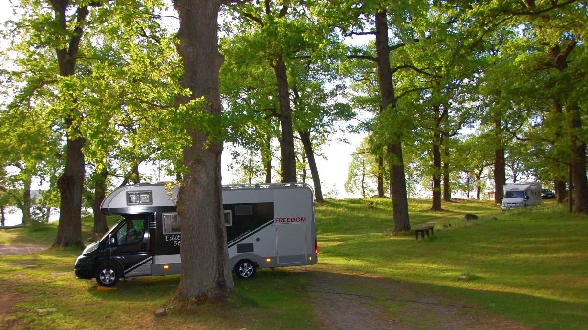 Camping-Ekudden