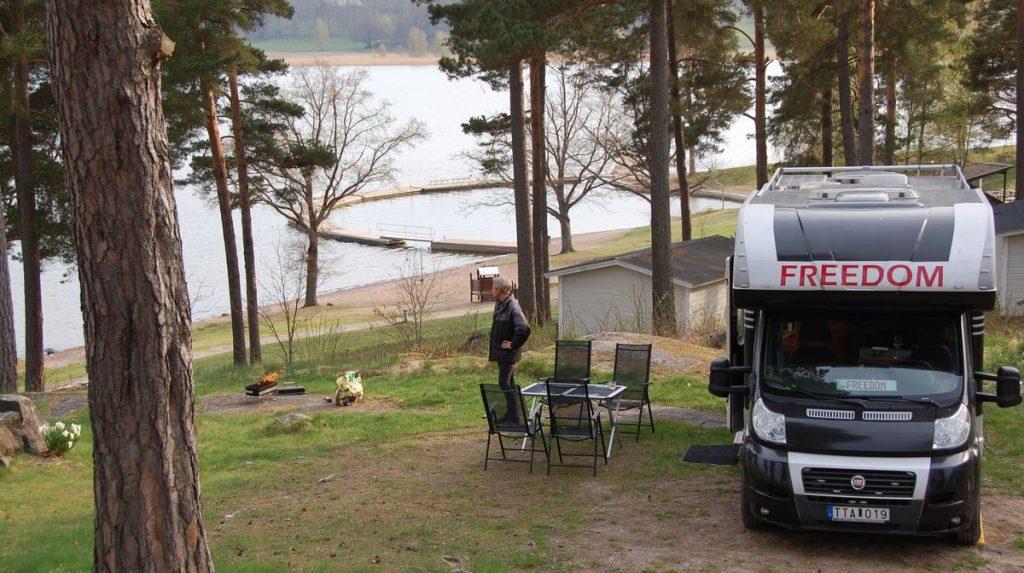 Camping Gamleby
