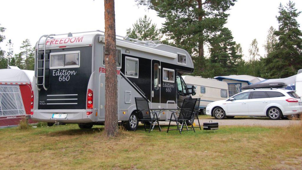 Freedom på Gullviks havsbad och camping
