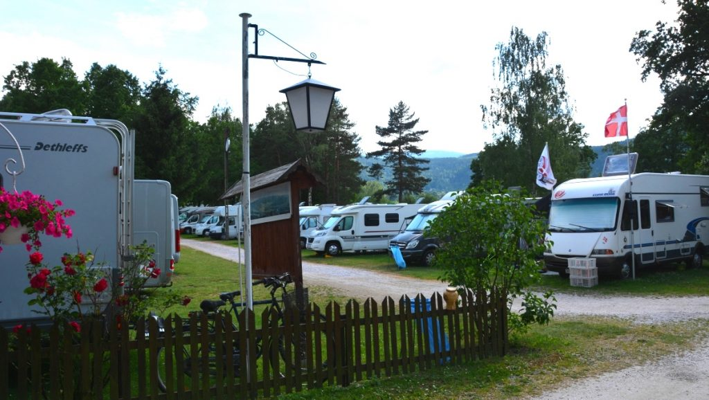 Camping Karpaterna