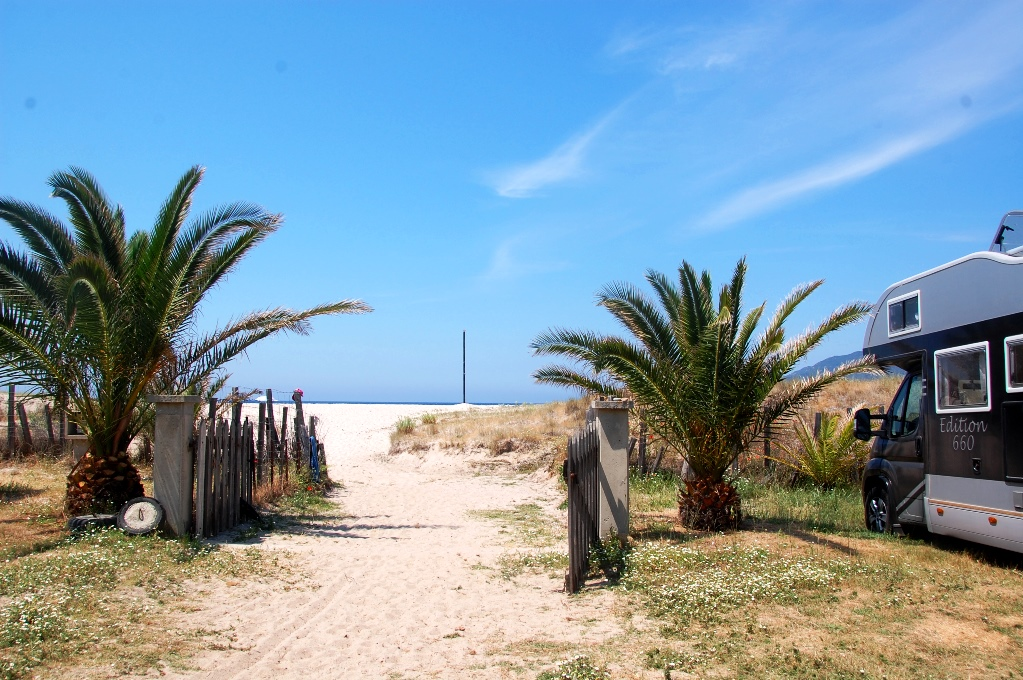 Camping Korsika