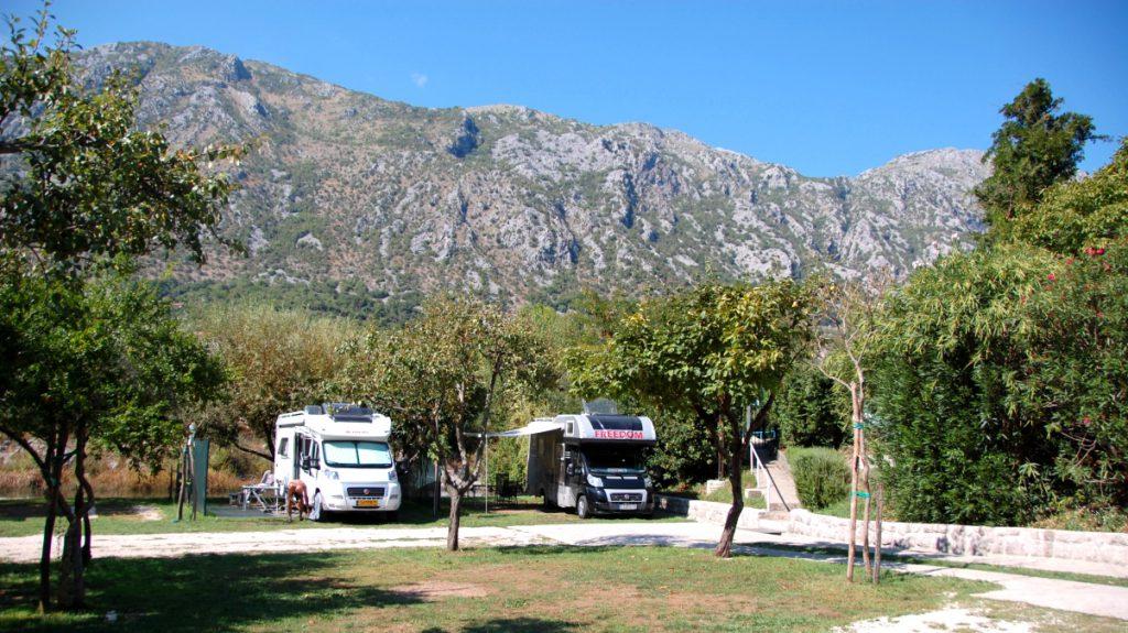 Camping Kotorbukten