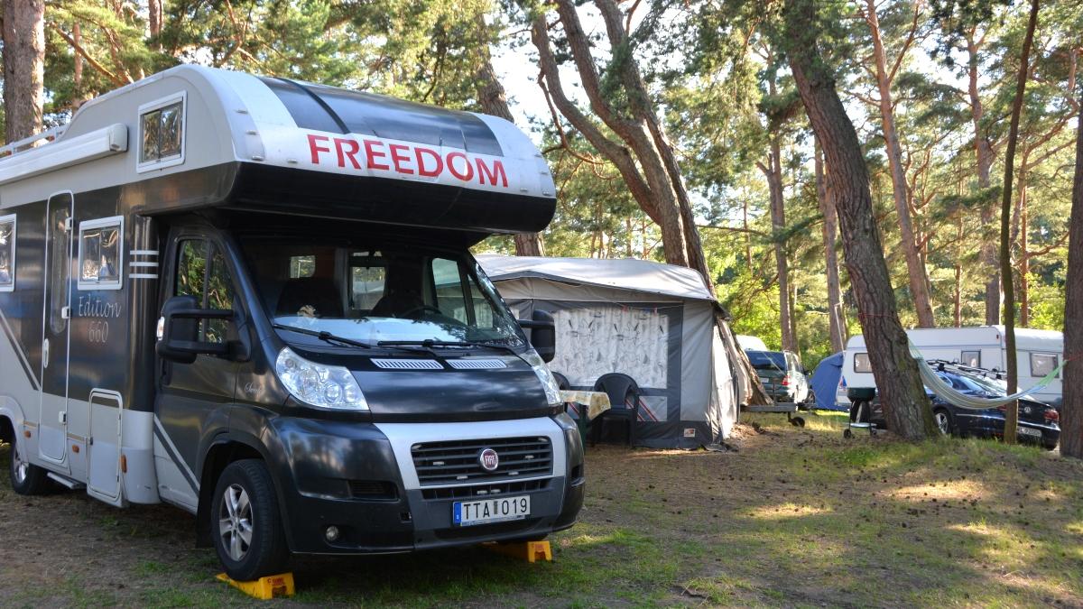 Camping Krynica Morska