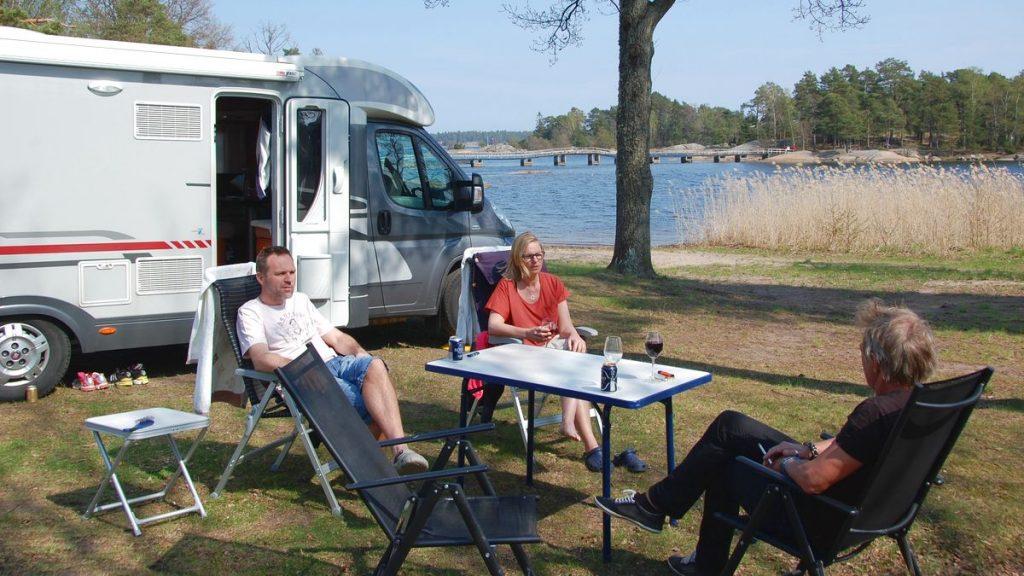 Camping Lysingsbadet