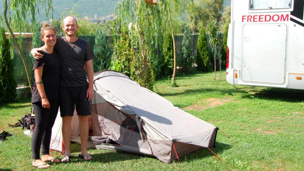 Från Makedonien till Albanien