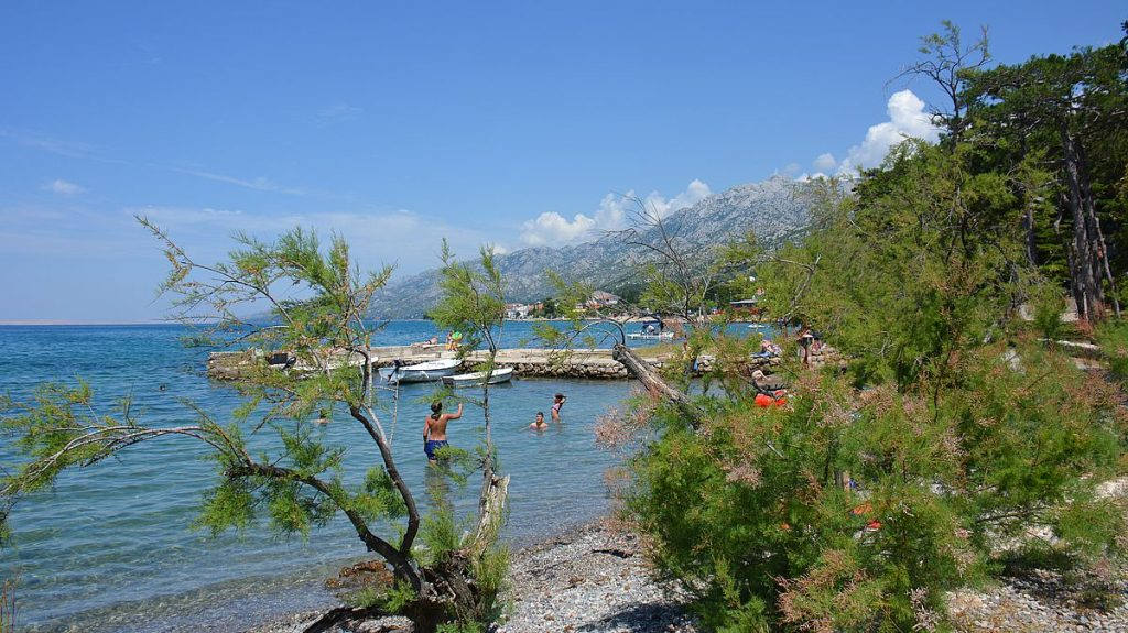 Camping Paklenica National Park