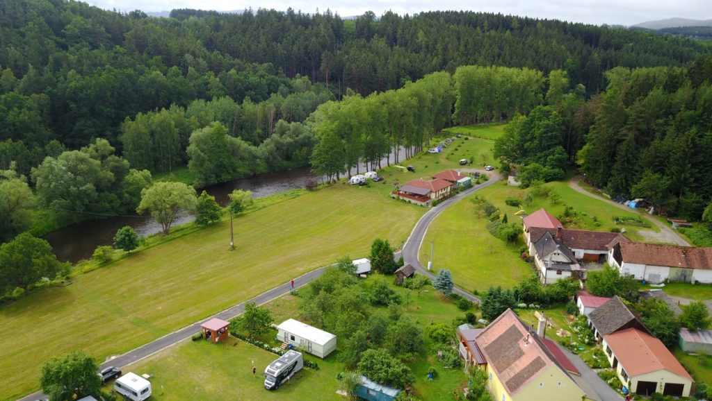 Camping och ställplatser i Tjeckien