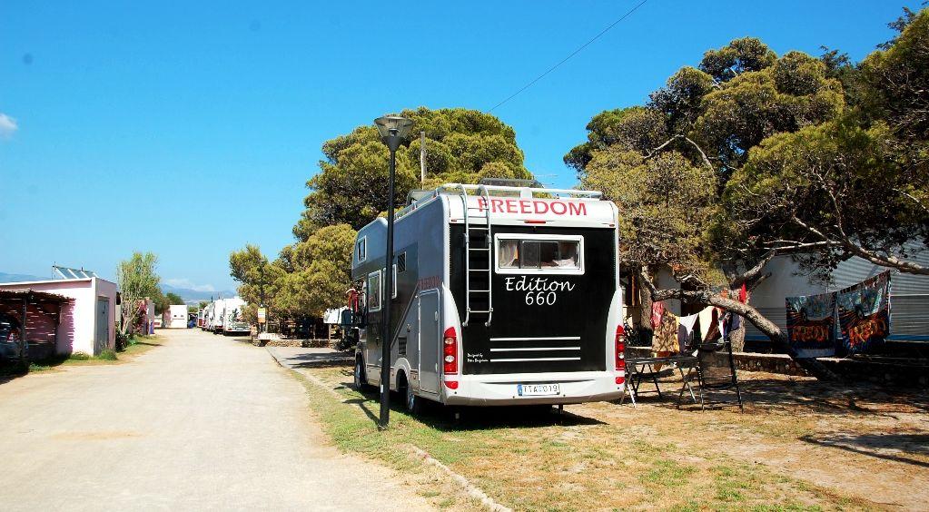 Camping-Sardegna