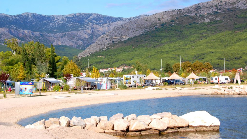 Camping Split