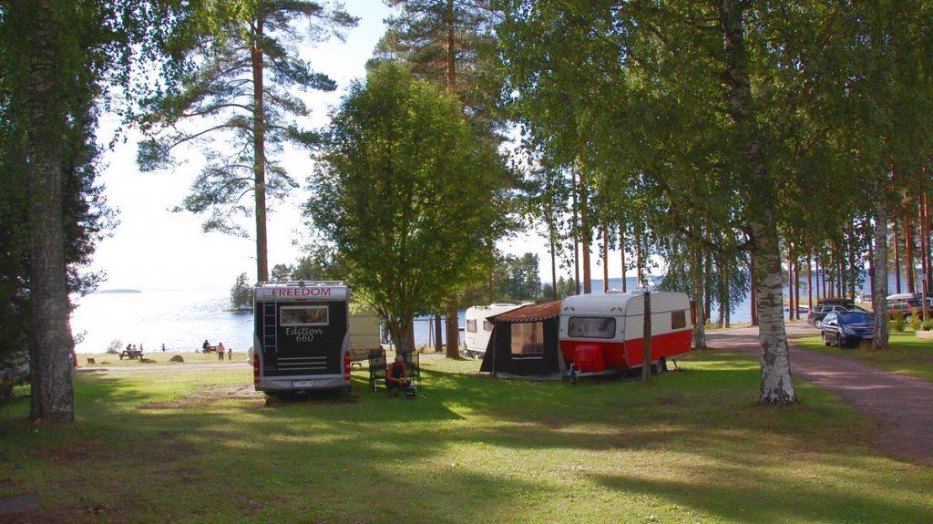 Freedom på Tällbergs camping