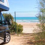 Camping i Tarragona