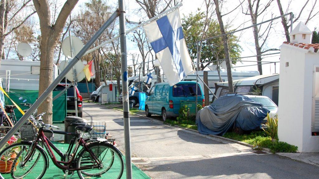 Camping Torre del mar