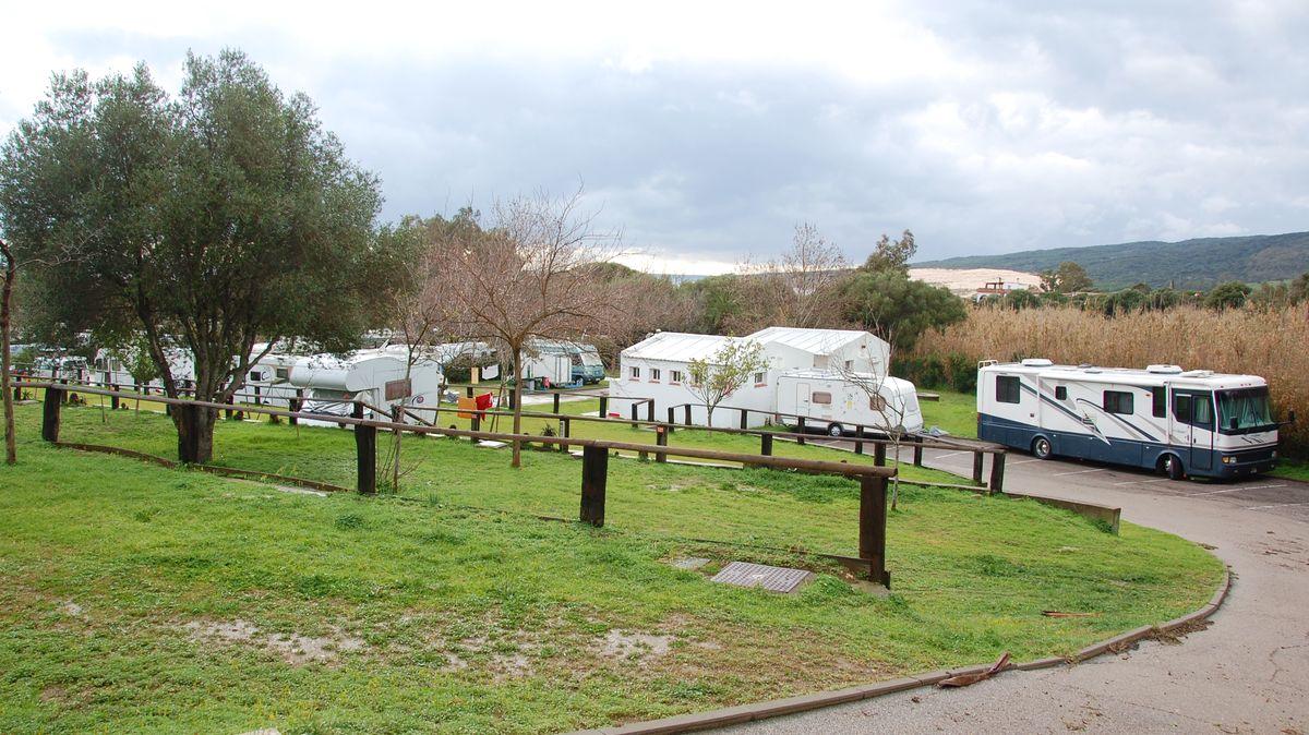 Camping Valdevaqueros i Tarifa