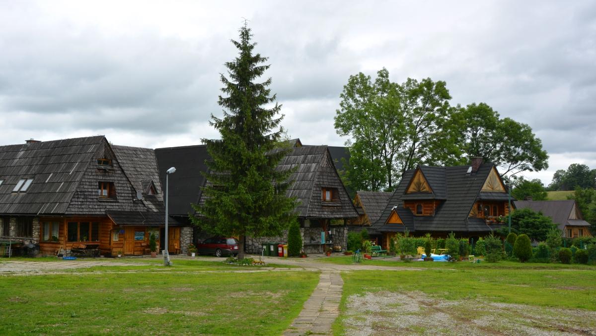 Camping Harenda i Zakopane