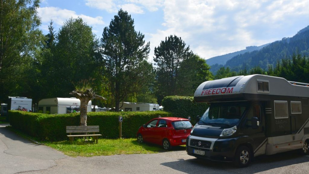 Camping Zell am See