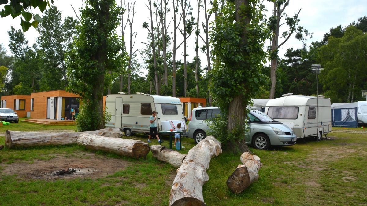 Camping i Sopot