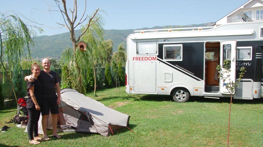 camping i Struga