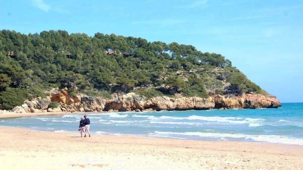 strand i Tarragona