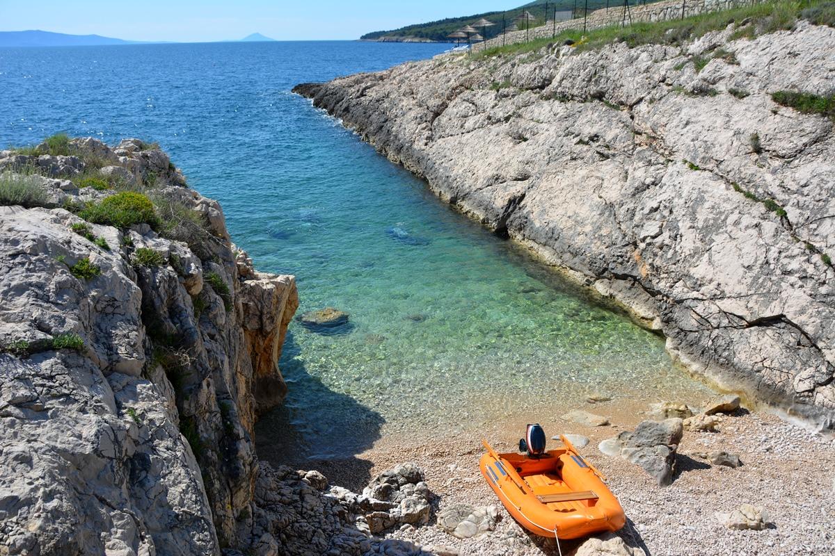 Camping marina strand