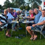 Ostsee camping – och avslutningsfest med gänget