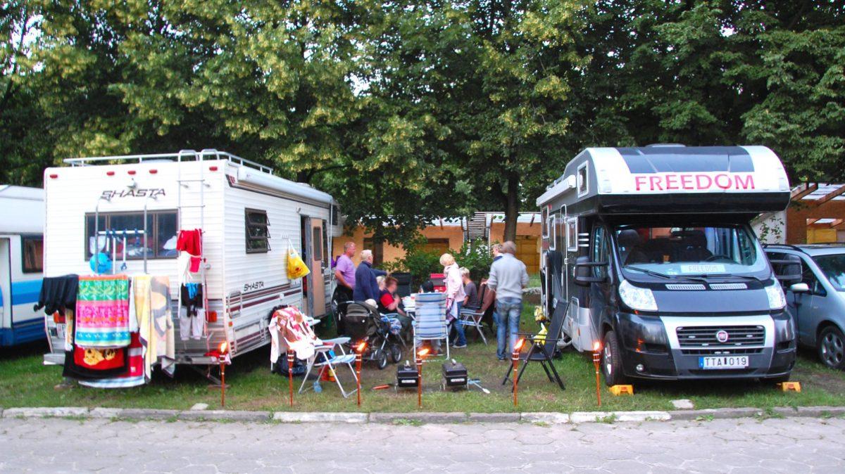 Camping sopot