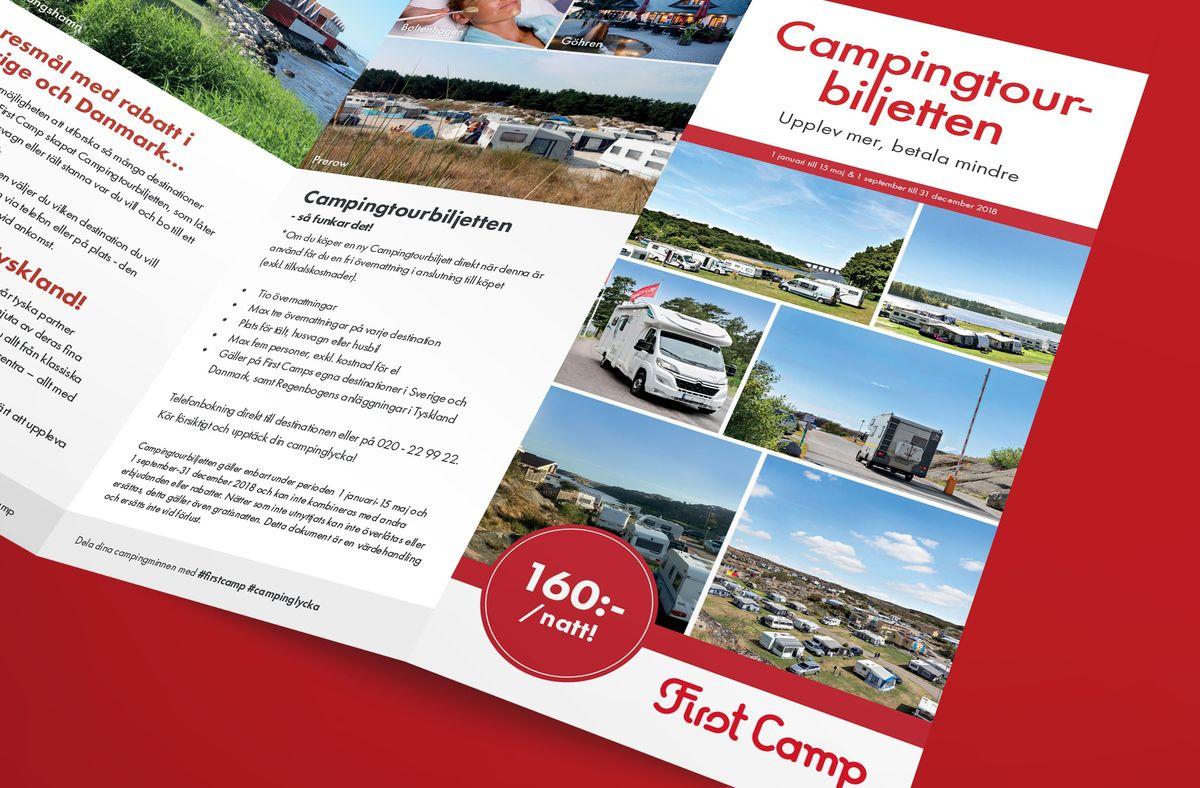 Camping tour biljett