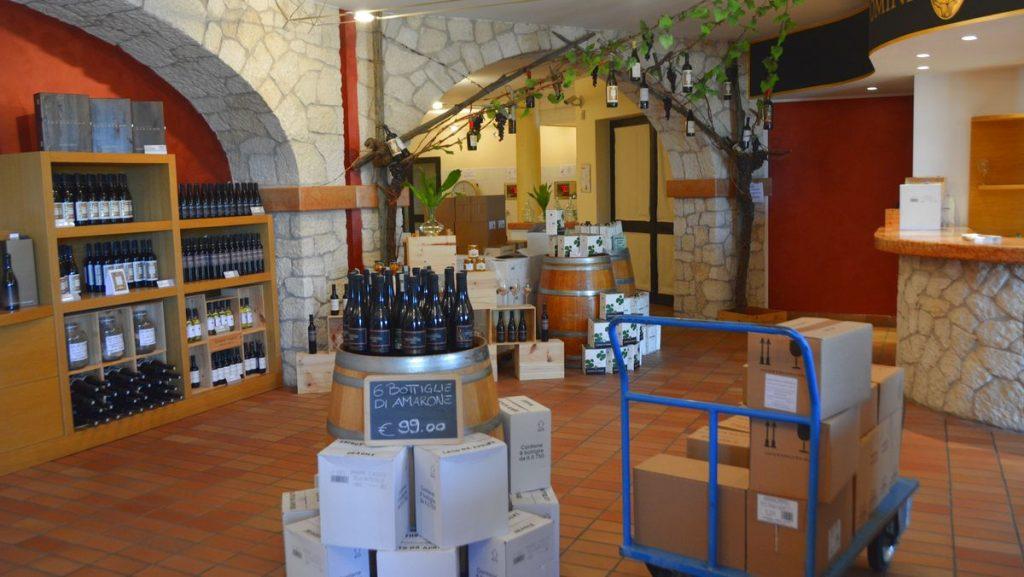 Vinköp i Valpolicella