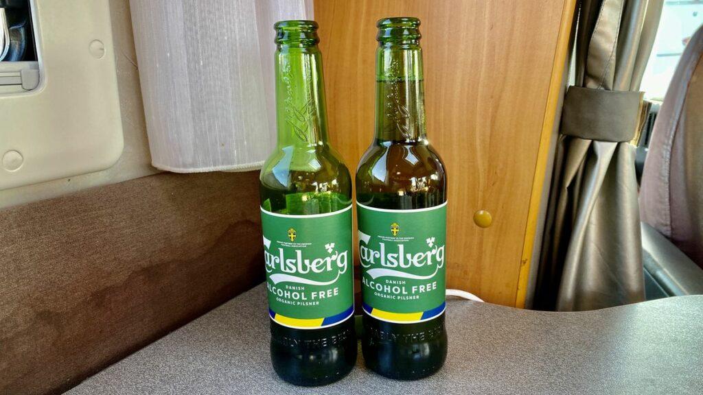 Alkoholfri öl test - Carlsberg