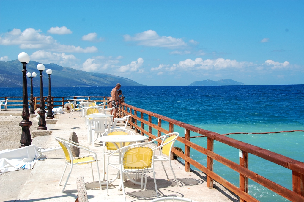 Fem magiska stränder i Albanien