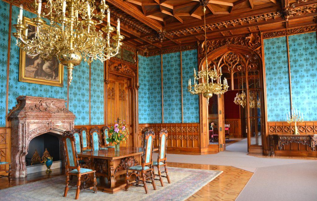Chateau Lednice Tjeckien
