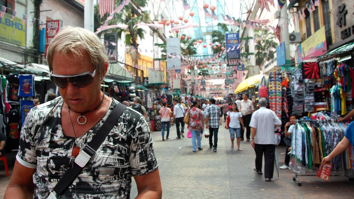 Peter i Chinatown