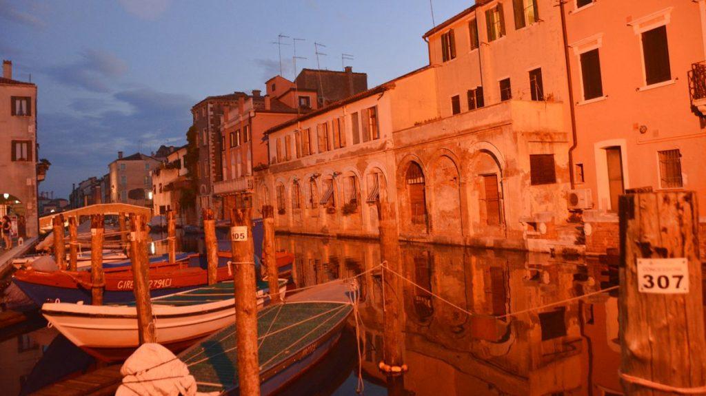 Chioggia i Italien 2018