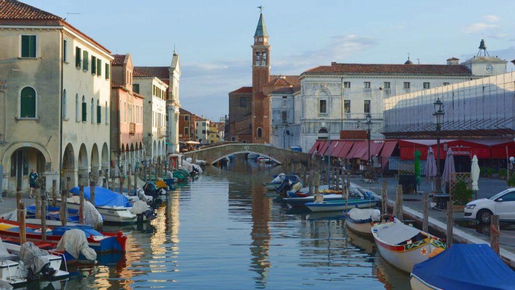Chioggia i Italien