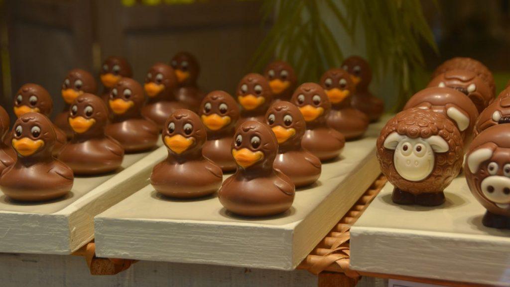 Choklad Brygge