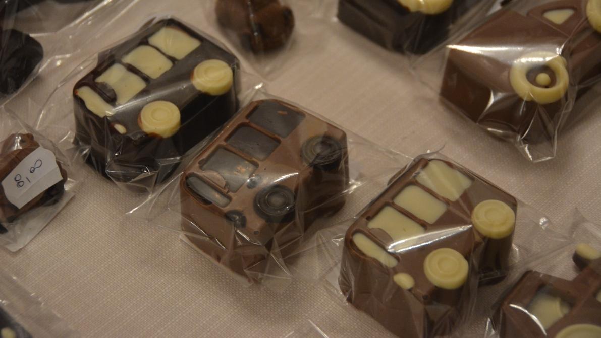 Choklad husbil