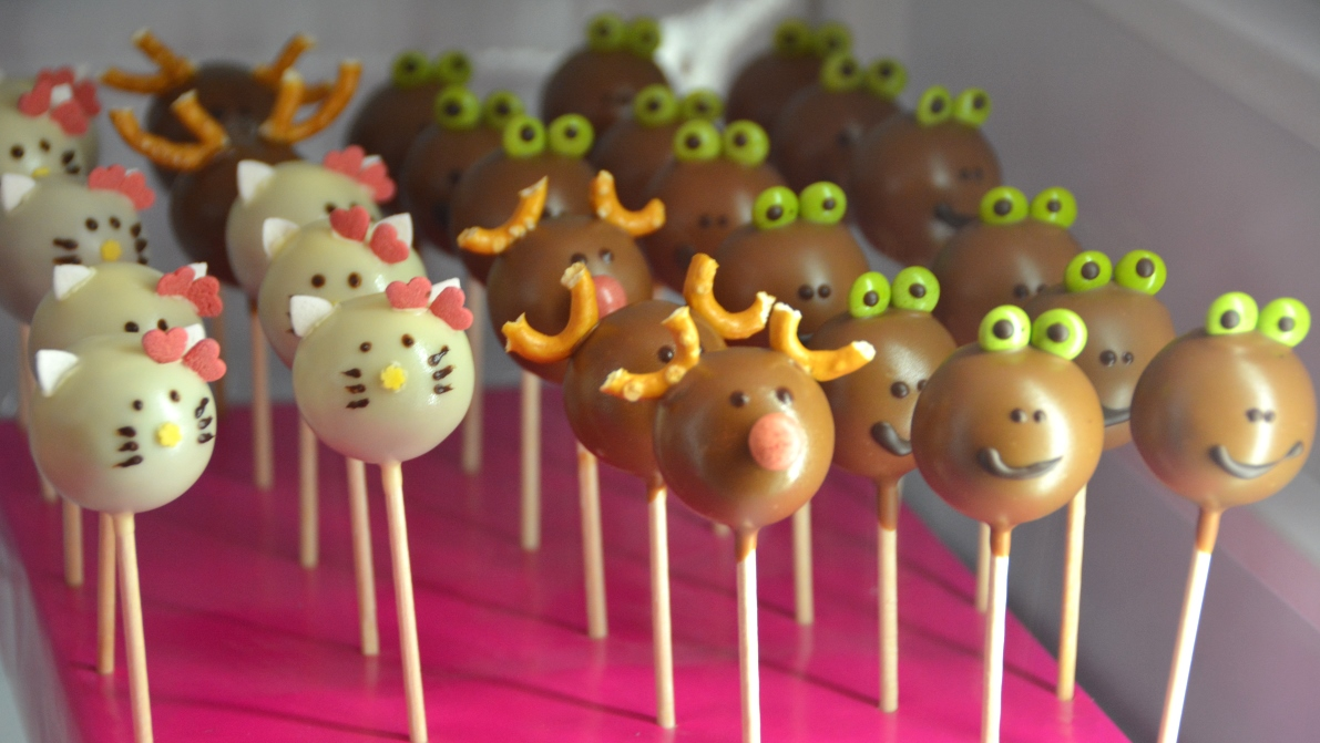 Chokladfigurer