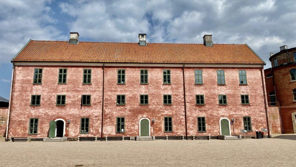 Göra i Landskrona - citadellet