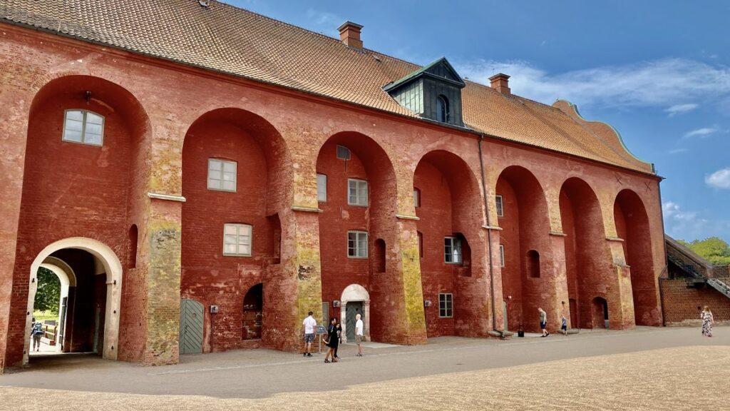 Göra i Landskrona citadellet