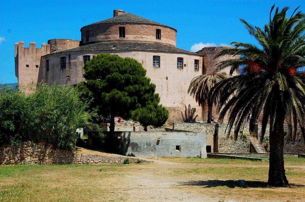 Citadellet i St Florent