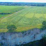 Klipporna i Ontika i Estland – och Oru Park i Toila