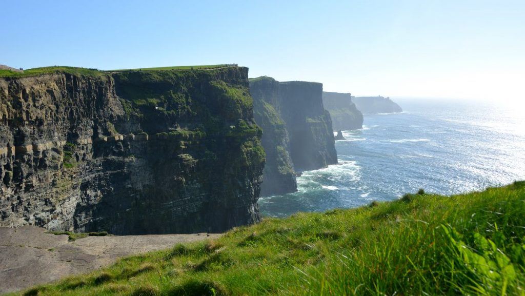 Cliffs of Moher, vid Irlands västkust