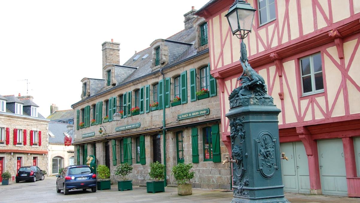 Concarneau Frankrike