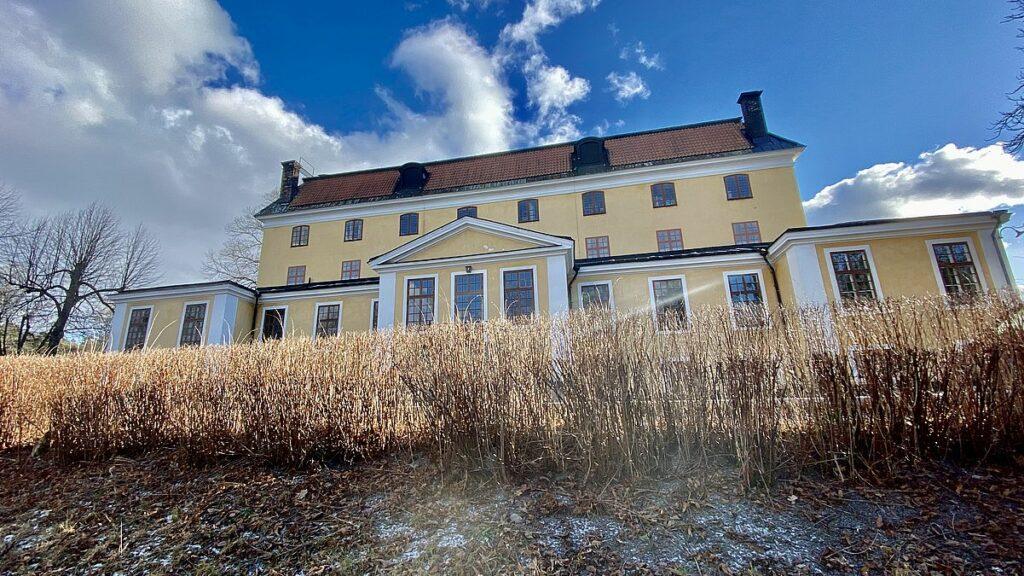 Slottsteatern Confidencen vid Ulriksdals slott