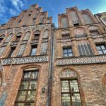 Nicolaus Copernicus hus i Torun i Polen