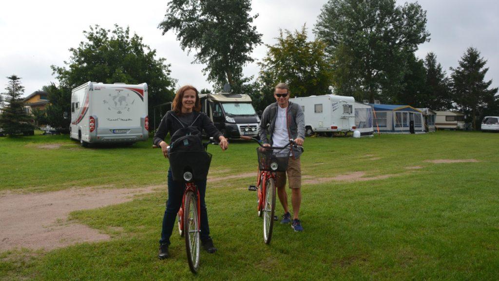 Cykel Wismar