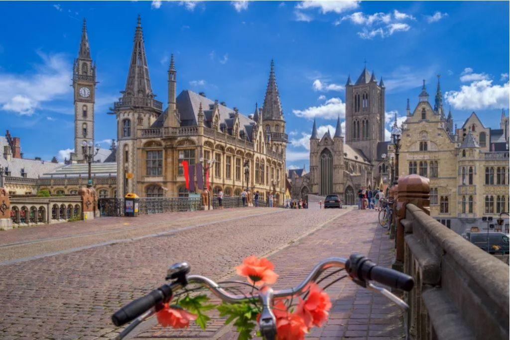 Cykel i Flandern