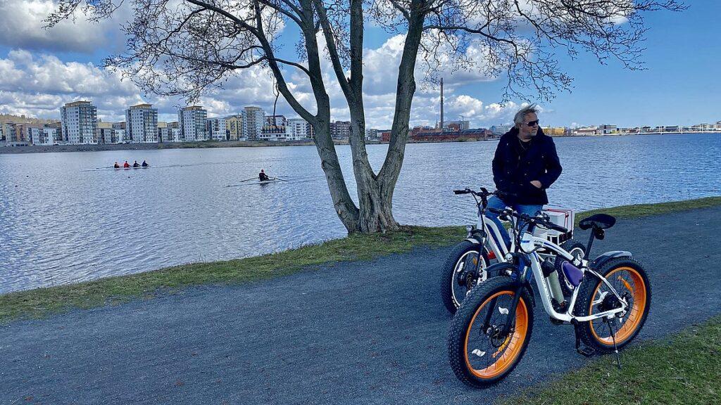 Göra i Jönköping - cykla