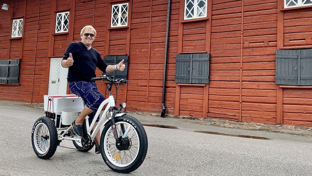 Göra i Trollhättan - cykla