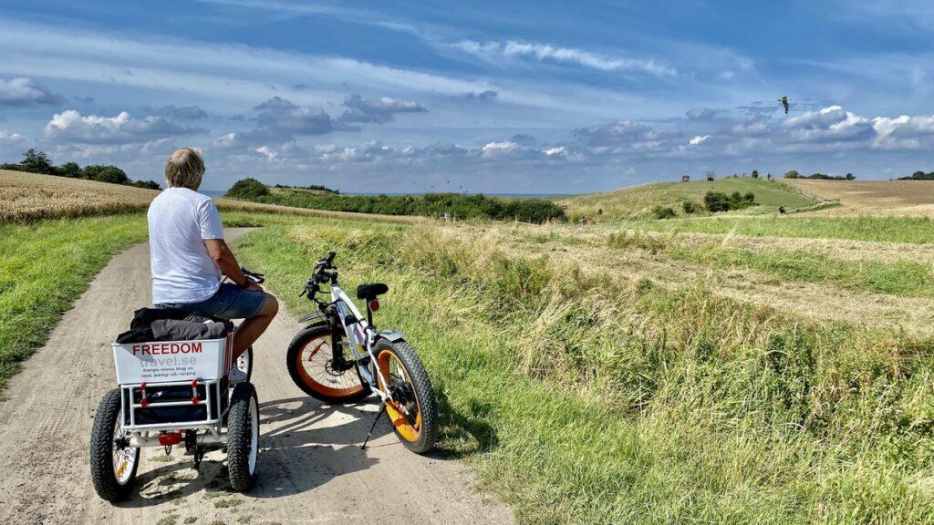 Göra på Ven - cykla